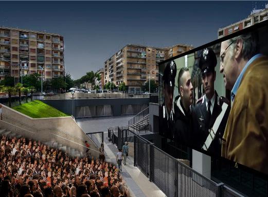 Cinema a piazza Malatesta